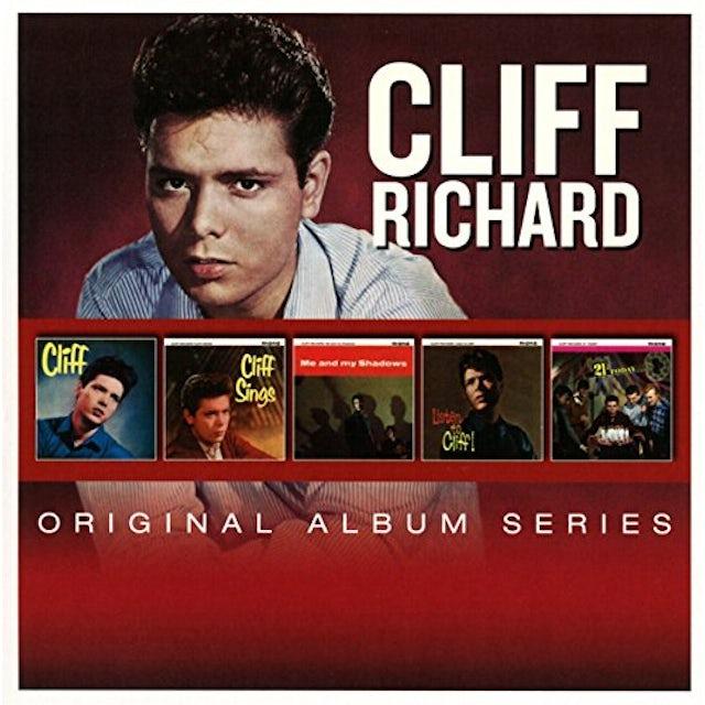 Cliff Richard ORIGINAL ALBUM SERIES CD