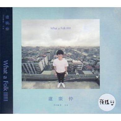 Crowd Lu WHAT A FOLK: LIMITED CD