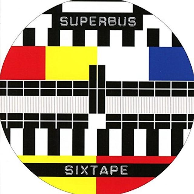 Superbus SIXTAPE CD