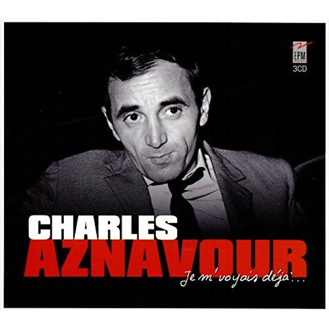 Charles Aznavour J'ME VOYAIS DEJA CD
