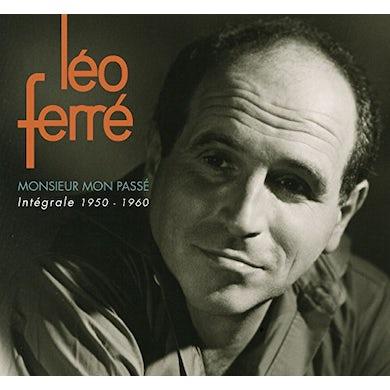 Leo Ferre MONSIEUR MON PASSE CD