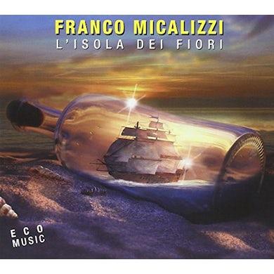 Franco Micalizzi L'ISOLA DEI FIORI CD