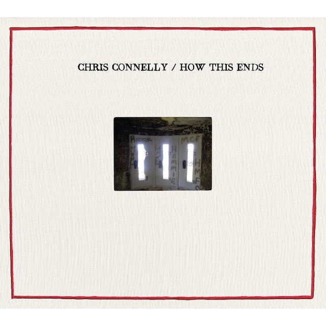 Chris Connelly HOW THIS ENDS CD