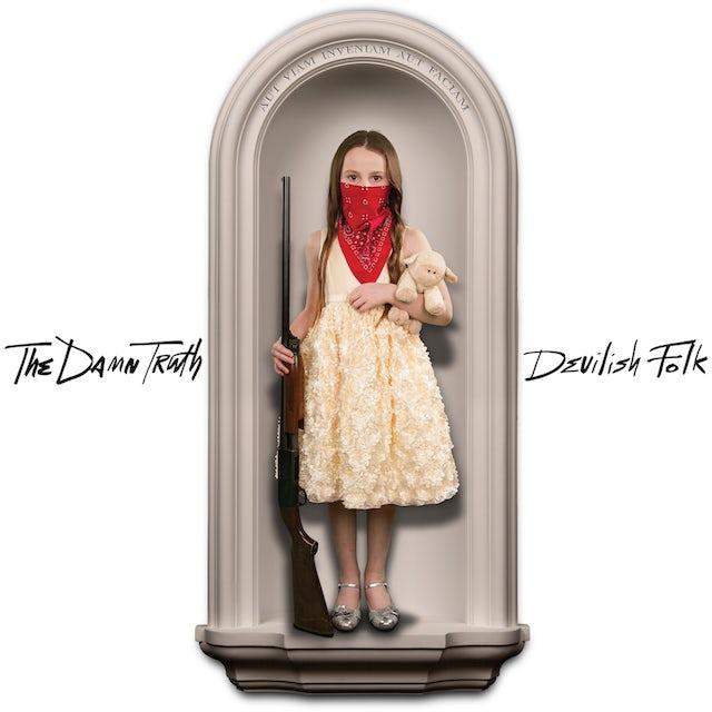 DAMN TRUTH DEVILISH FOLK CD