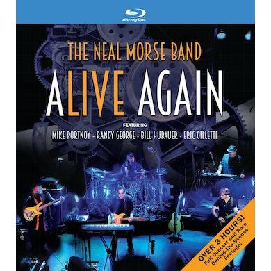 Neal Morse ALIVE AGAIN Blu-ray