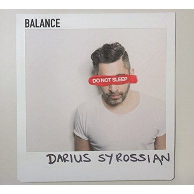 Darius Syrossian BALANCE PRESENTS DO NOT SLEEP CD