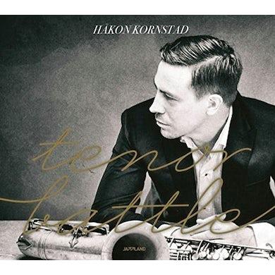 Hakon Kornstad TENOR BATTLE CD