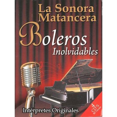 Sonora Matancera BOLEROS INOLVIDABLES CD