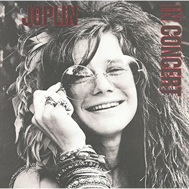 Janis Joplin JOPLIN IN CONCERT CD