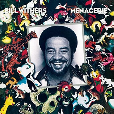 Bill Withers MENAGERIE CD