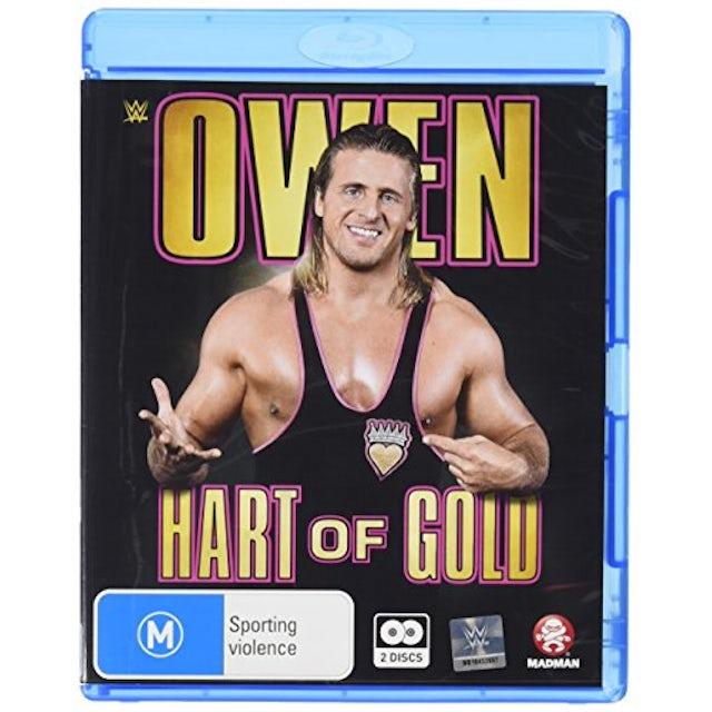 WWE: OWEN - HART OF GOLD Blu-ray