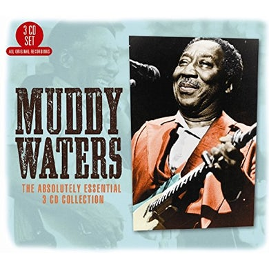 Muddy Waters ABSOLUTELY ESSENTIAL 3 CD COLLECTION CD