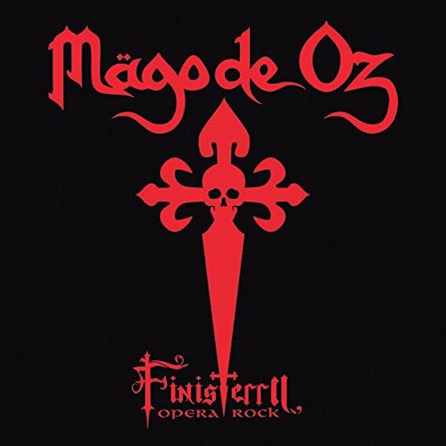 Mago De Oz FINISTERRA OPERA ROCK CD