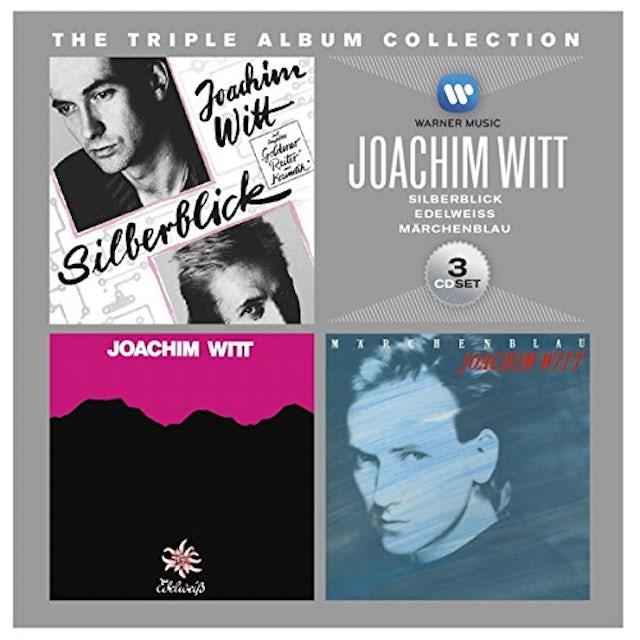 Joachim Witt TRIPLE ALBUM COLLECTION CD