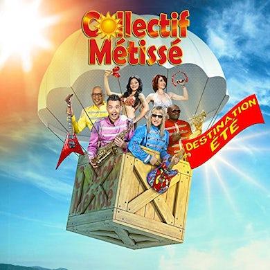 Collectif Metisse DESTINATION ETE CD