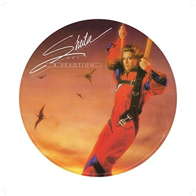 Sheila KING OF THE WORLD Vinyl Record