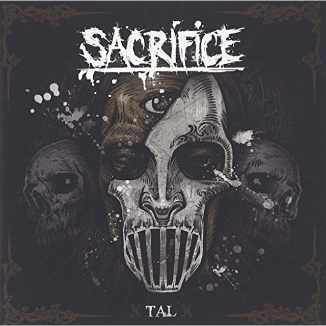 Sacrifice TAL (SINGLE ALBUM) CD