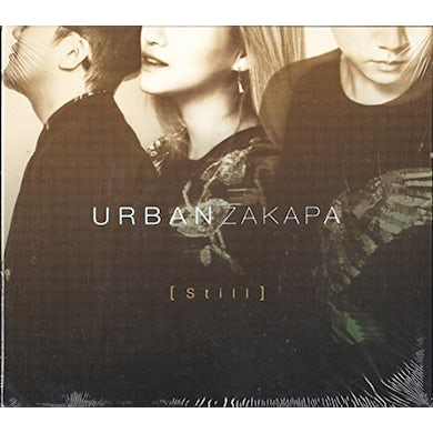 Urban Zakapa STILL (MINI ALBUM) CD