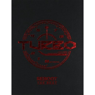 Turbo REBOOT: BEST CD