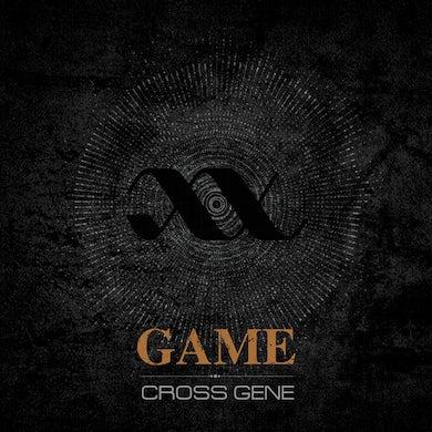 CROSS GENE GAME (3RD MINI ALBUM) CD