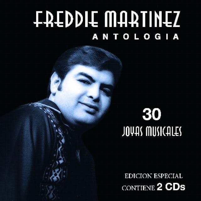 Freddie Martinez ANTOLOGIA-30 JOYAS CD