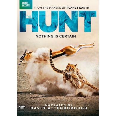 HUNT DVD