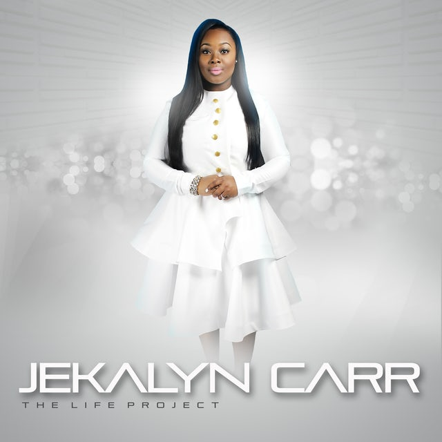Jekalyn Carr LIFE PROJECT CD