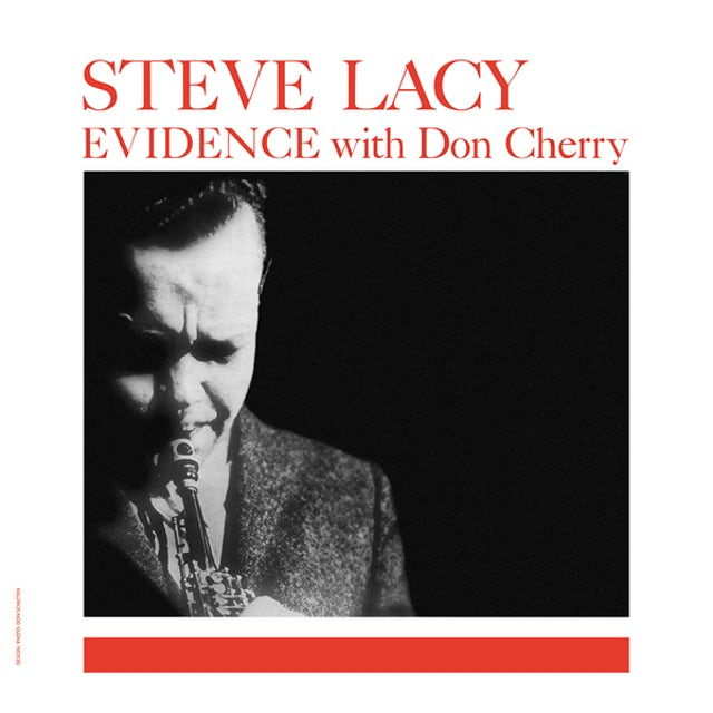 Steve Lacy / Don Cherry EVIDENCE Vinyl Record