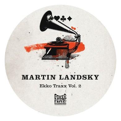 Martin Landsky EKKO TRAXX 2 Vinyl Record