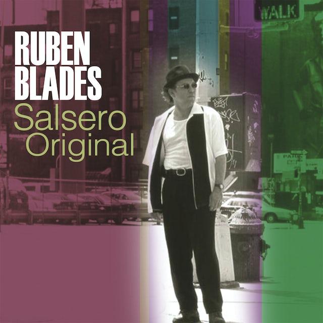 Ruben Blades SALSERO ORIGINAL CD