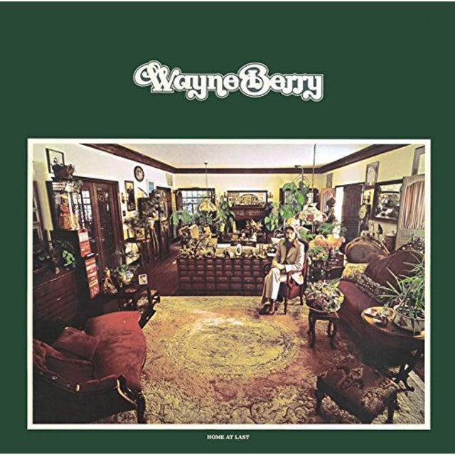 Wayne Berry HOME AT LAST CD