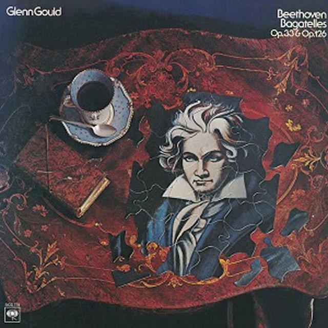 Beethoven / Glenn Gould BEETHOVEN: BAGATELLEN OP 33 & 126 CD