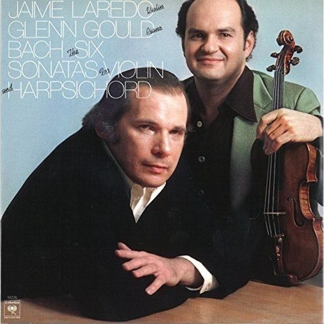 Bach / Glenn Gould J.S. BACH: SIX SONATAS FOR VIOLIN CD