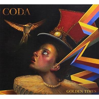 Coda GOLDEN TIMES CD