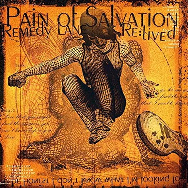 PAIN OF SALVATION REMEDY LANE RE:LIVED Vinyl Record