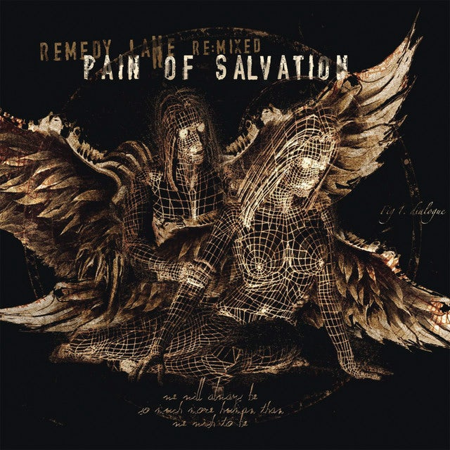 PAIN OF SALVATION REMEDY LANE RE:MIXED Vinyl Record