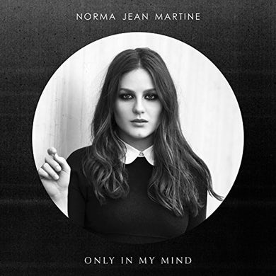 Norma Jean Martine ONLY IN MY MIND Vinyl Record