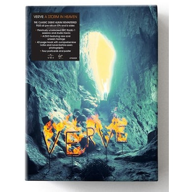 The Verve STORM IN HEAVEN: SUPER DELUXE EDITION CD