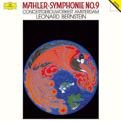 MAHLER: SYMPHONY 9 Vinyl Record