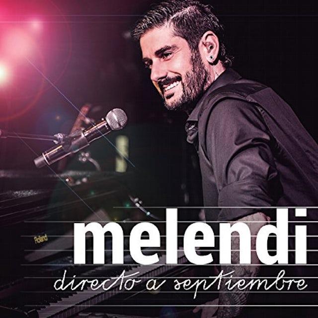 Melendi DIRECTO A SEPTIEMBRE CD