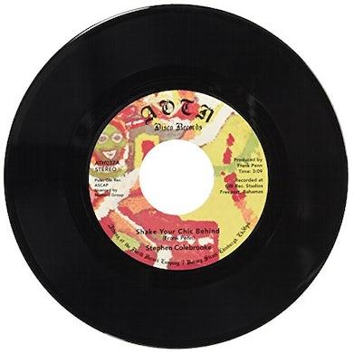 Stephen Colebrooke SHAKE THAT CHIC BEHIND Vinyl Record