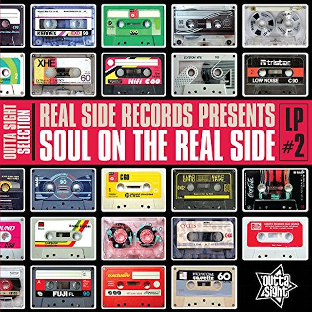SOUL ON THE REAL SIDE 2 / VARIOUS