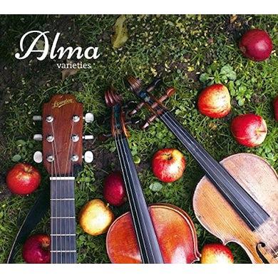 Alma VARIETIES CD