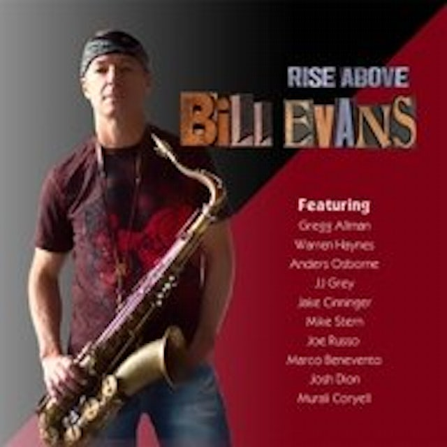 Bill Evans RISE ABOVE CD
