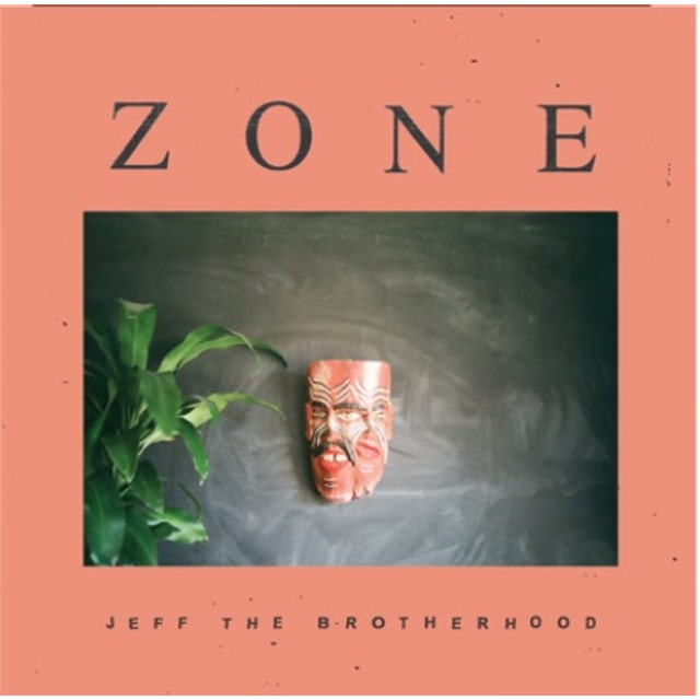 Jeff The Brotherhood ZONE CD