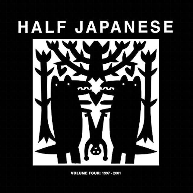 Half Japanese VOLUME FOUR: 1997-2001 CD