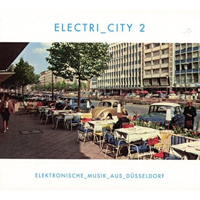 ELECTRI CITY 2 / VARIOUS CD