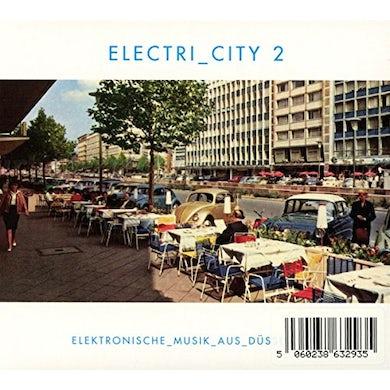 ELECTRI CITY 2 + ELECTRI CITY / VARIOUS CD