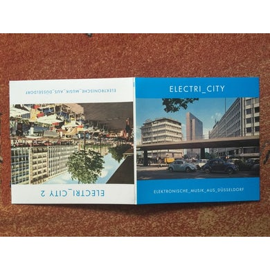 ELECTRI CITY 2 + ELECTRI CITY / VARIOUS Vinyl Record
