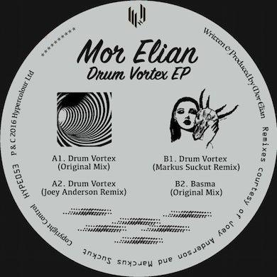 Mor Elian DRUM VORTEX Vinyl Record